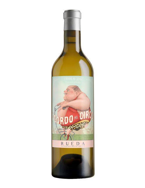 Vino Blanco El Gordo Del Circo
