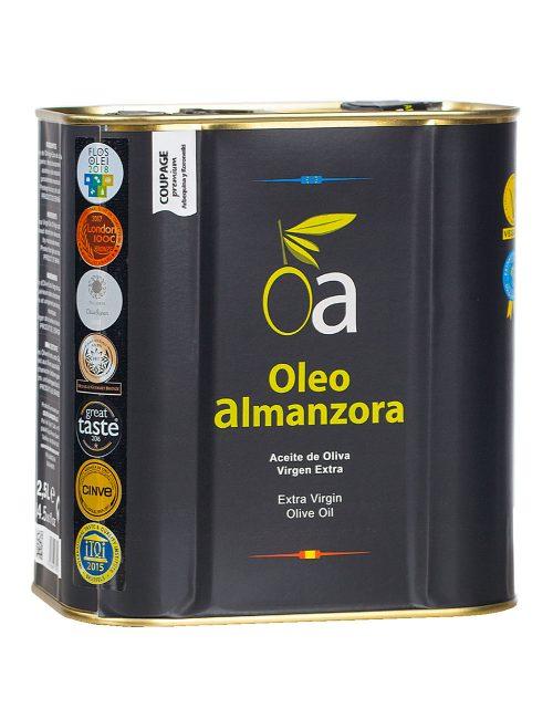 Aceite Oliva Virgen Extra Coupage Premium Lata 2,5L.