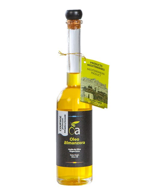 Aceite Oliva Virgen Extra Arbequina Premium Sorgente 100ml