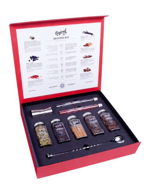 Gin & Tonic Box Premium Regional Co.