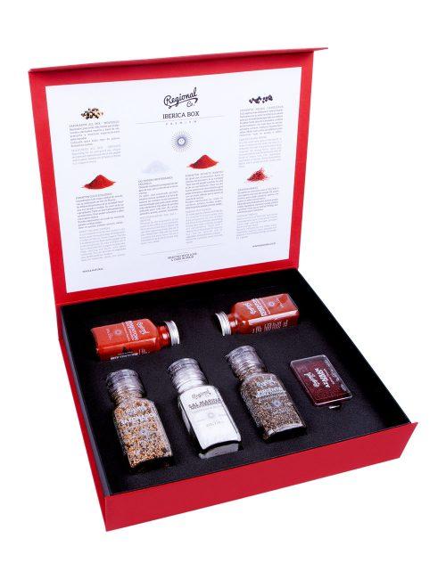 Iberica Box Premium Regional Co.