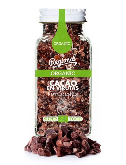 Cacao en Virutas Ecológico 85gr.