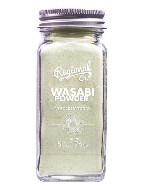Wasabi en polvo 50gr. (Especia Japonesa)