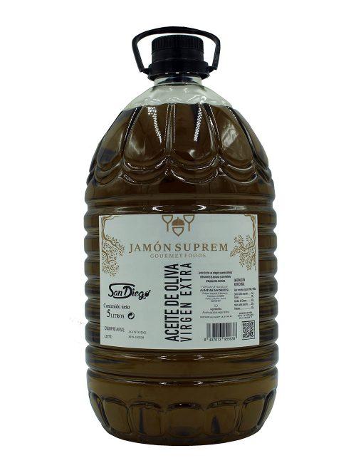 Aceite Oliva Virgen Extra Coupage Jamón Suprem 5L