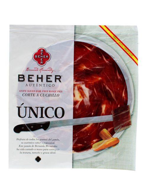Jamón Bellota 100% Ibérico Beher UNICO Bandeja 100 gramos