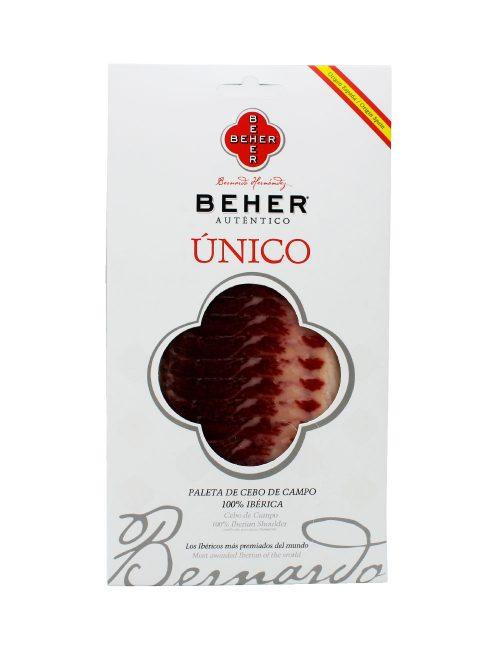 Paleta Ibérica Bellota Bandeja 100 gramos Beher