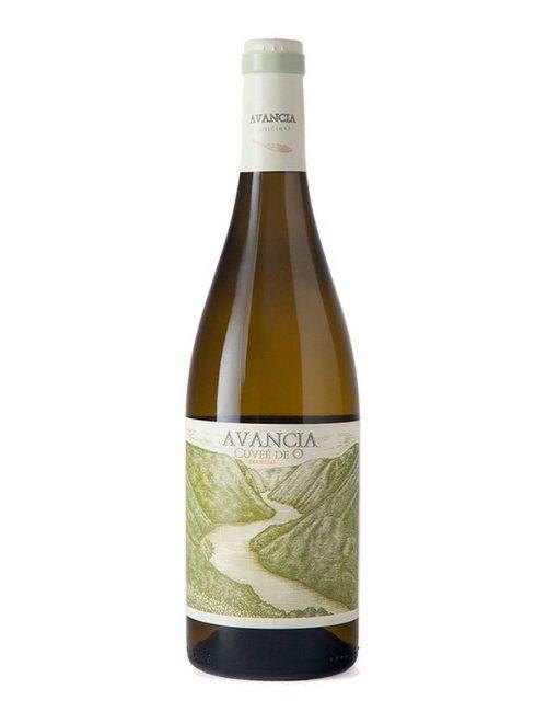 vino blanco cuvée de O de bodegas avancia