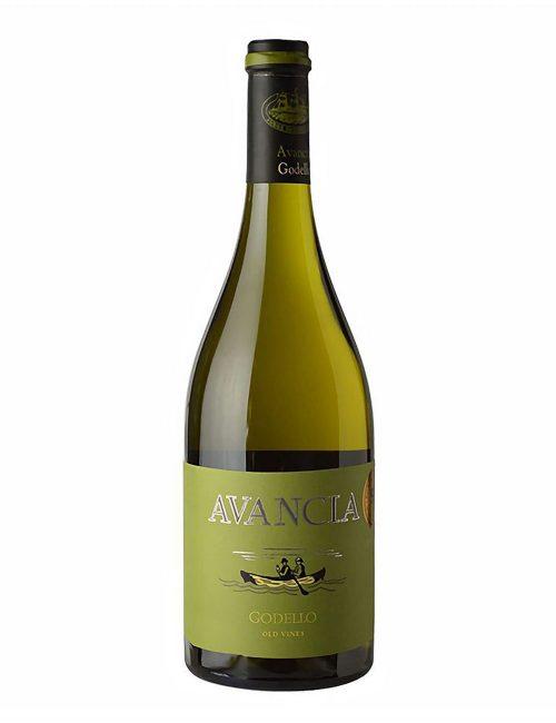 vino blanco avancia godello de bodegas avancia