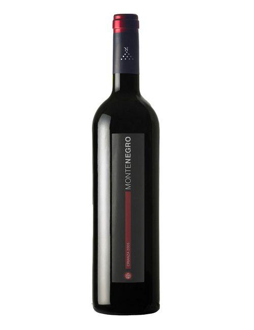 vino tinto montenegro crianza de bodegas felix sanz