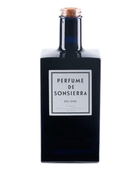 Vino tinto perfume de sonsierra